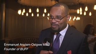 Emmanuel Anyiam-Osigwe MBE Celebration Gathering